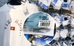 """Hàng Việt Nam """"áp đảo"""" tại các siêu thị lớn ở Hà Nội: """"Nhiều mẫu mã, chất lượng đảm bảo, tội gì không dùng hàng Việt"""""""