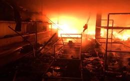 Cháy dữ dội trong đêm tại cửa hàng điện máy, thiệt hại hơn 2 tỷ đồng