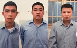 Hung thủ cướp ngân hàng ở Hà Nội đã nổ 2 phát súng