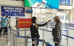 Hành khách bay nội địa phải khai báo y tế