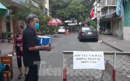 Kết quả xét nghiệm 92 người ở chung cư bị phong tỏa tại Sài Gòn
