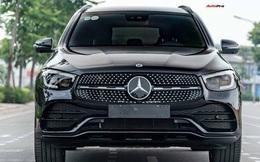 Sau 8.000 km, hàng hiếm Mercedes-Benz GLC 300 AMG nhập khẩu bán lại rẻ hơn tiền ra biển xe lắp ráp
