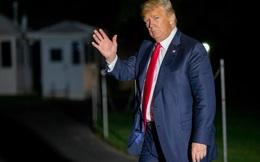 Tổng thống Trump lần đầu rời Nhà Trắng sau hơn 1 tháng