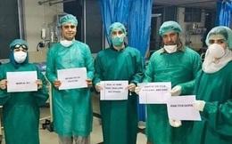Số nhân viên y tế Pakistan mắc Covid-19 tăng 75% trong vòng 1 tuần
