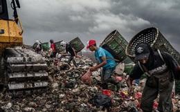 Núi rác ở Jakarta - nơi người Indonesia khao khát có việc làm tìm đến