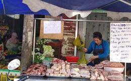 Lượng nhập tăng gấp ba, giá thịt heo vẫn chưa hạ