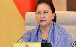 Chủ tịch Quốc hội Nguyễn Thị Kim Ngân: ATM gạo trên thế giới chưa bao giờ có
