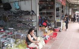 Tiểu thương chợ quần áo lớn nhất Hà Nội ngóng khách sau giãn cách xã hội