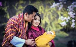 """Hoàng hậu """"vạn người mê"""" Bhutan: Người mẹ coi việc nuôi dưỡng con giống như chăm một cây xanh, tưởng chừng đơn giản nhưng không phải ai cũng làm được"""