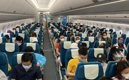 Hơn 270 công dân Việt Nam từ Malaysia về sân bay Đà Nẵng
