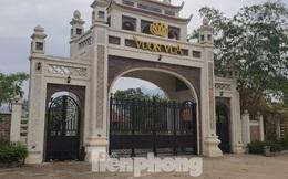 Chủ tịch tỉnh Phú Thọ: Xử lý trách nhiệm tập thể, cá nhân để xảy ra sai phạm ở Vườn Vua