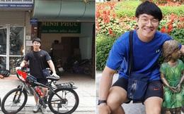 """Trai Hàn đi du lịch từ Hà Nội đến Sài Gòn bằng xe đạp trong gần 1 năm: """"Nhiều người bảo tôi là đồ điên nhưng vì đam mê nên mặc kệ!"""""""