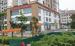 Cận cảnh khu chung cư bị đề nghị thanh tra vì làm 'mất' đường đi ở Hà Nội