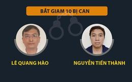 Những vi phạm tại Tổng Công ty đầu tư phát triển đường cao tốc Việt Nam