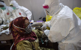 Indonesia triển khai phòng xét nghiệm COVID-19 di động tại các cửa khẩu