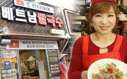 """Người phụ nữ Việt """"quyền lực"""" nhất xứ Hàn: Tự mình làm nên cả một """"đế chế ẩm thực"""" riêng, có tháng kiếm tới 1,7 tỷ"""