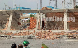 Vụ sập công trình xây dựng làm 10 người chết ở Đồng Nai: Bắt khẩn cấp 3 đối tượng
