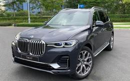 BMW X7 chính hãng lần đầu giảm giá sốc hơn 1 tỷ đồng, chơi lớn đáp trả xe nhập tư
