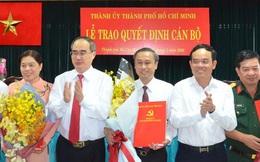 Ban Bí thư chỉ định 5 Ủy viên Ban Chấp hành Đảng bộ TPHCM