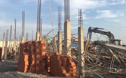 Dừng thi công công trình xây dựng bị sập ở Đồng Nai làm 10 người chết