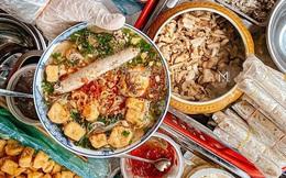 """Báo Pháp gọi Hà Nội là """"ngôi đền của những món ăn đường phố"""""""