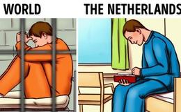Đất nước duy nhất bỏ hệ thống tù giam vì... chẳng có ai phạm tội, và đây là bí mật giúp họ làm được điều đó