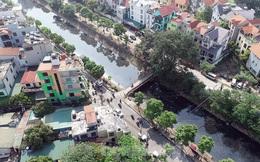 Nước thải 3 quận Hoàng Mai, Đống Đa, Thanh Xuân được thu gom thế nào?