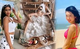 """Hai bãi biển Việt Nam đang được loạt người nổi tiếng """"lăng xê"""", lựa chọn hoàn hảo để đi du lịch ngay gần Sài Gòn hậu cách ly là đây"""