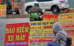 Infographic: Bảo hiểm xe máy 10 nghìn bán đầy đường có giúp được gì khi CSGT dừng xe kiểm tra?