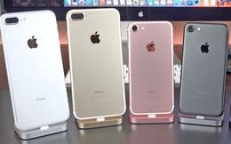 Bất ngờ với mức giá của dàn siêu phẩm Apple: iPhone X 5 triệu, iPhone 5S chỉ 500.000 đồng