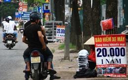 Bảo hiểm xe máy giá rẻ bán tràn lan, doanh nghiệp sẽ bị xử phạt