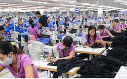 Thiếu đơn hàng, xuất khẩu dệt may tiếp tục giảm mạnh sau đại dịch