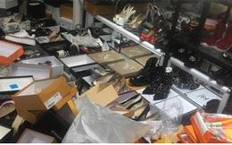 Hà Nội thu giữ hàng nghìn sản phẩm giả mạo thương hiệu nổi tiếng
