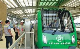 """Không """"hứa"""" thời gian vận hành đường sắt Cát Linh - Hà Đông"""