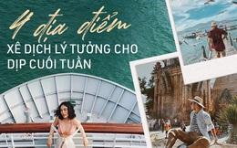 Xê dịch ngày cuối tuần chưa bao giờ dễ dàng đến thế, chỉ cần 3 ngày cũng đủ khám phá khắp mọi tỉnh thành Việt Nam