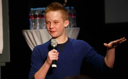 12 tuổi xuất bản sách, 15 tuổi đã trở thành triệu phú, bí quyết thành công của cậu bé này thì ra đơn giản đến không ngờ