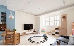 Vợ chồng trẻ quyết tâm cải tạo nhà thành nơi an toàn cho con