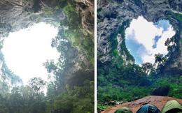 """HOT: Thông tin về """"hố tử thần"""" cao nhất Việt Nam ở Phong Nha - Kẻ Bàng, cũng là một trong những hố sụt cao nhất thế giới khiến dân tình xôn xao"""