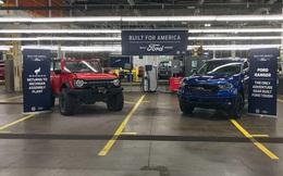 Ford bất ngờ để lộ hành tung Bronco, có ra mắt sớm hơn dự kiến?