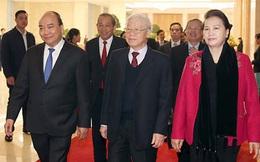 Khóa XIII, dự kiến có 17-19 Ủy viên Bộ Chính trị, 12-13 Ủy viên Ban Bí thư