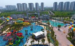 Công viên nước Thanh Hà: Xây cả trên đất quy hoạch cho việc khác