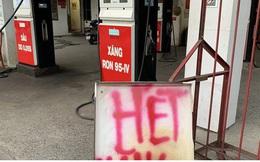 Một số cửa hàng xăng dầu nghỉ bán vì... mất điện, bận đi đám giỗ