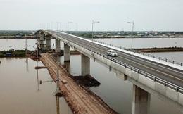 Thông xe cầu Thịnh Long hơn 1.100 tỉ đồng