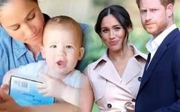 Con trai đầu lòng của nhà Sussex: Một đứa trẻ hạnh phúc hay chỉ là vỏ bọc bên ngoài?