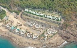 Xử phạt chủ dự án Hòn Tằm 117 triệu đồng vì lấp, lấn Vịnh Nha Trang