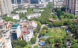 Cư dân đô thị mẫu Hà Nội lo ngại ô 'đất vàng' hạ tầng cuối cùng biến thành cao ốc