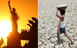 Nhân loại vừa trải qua tháng 5 nóng nhất lịch sử, 2020 có nguy cơ lọt Top 10 năm nóng nhất mọi thời đại