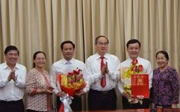 Công bố quyết định của Ban Bí thư về nhân sự TPHCM