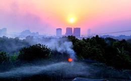 Bốn ngày liên tiếp Hà Nội ô nhiễm vào buổi tối, vì sao?