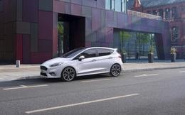 Xe bị khai tử ở Việt Nam Ford Fiesta ra mắt phiên bản mới tiết kiệm nhiên liệu hơn bao giờ hết